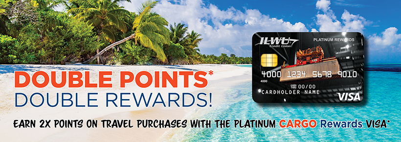 Double Points, Double Rewards