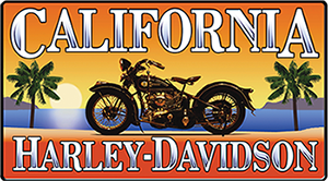 California Harley-Davidson Dealer Logo